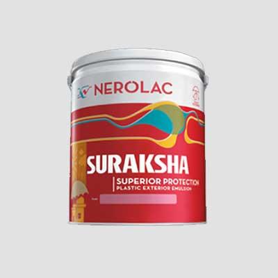Nerolac exterior paints