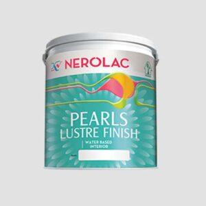 Nerolac Pearls Lustre Finish