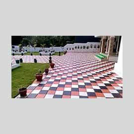 Johnson Parking Tiles