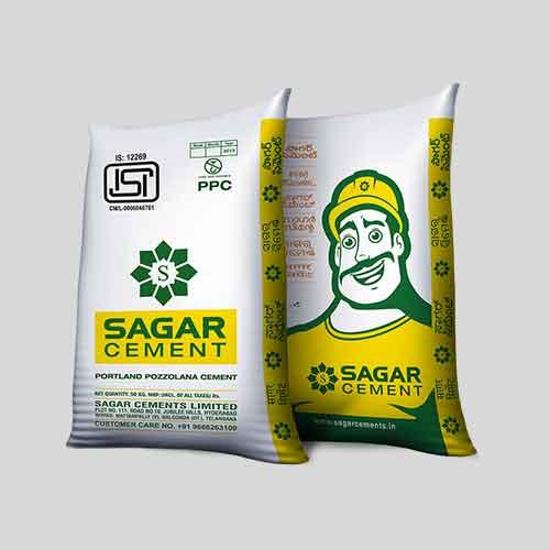 Sagar cement price today