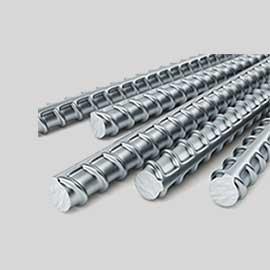 Jindal TMT Steel Bars-Fe 500 Grade