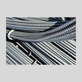Jindal TMT Steel Bars Grade Fe 550
