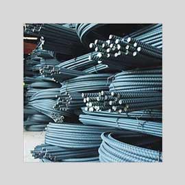 Mangal TMT Steel Bars Fe 500 Grade