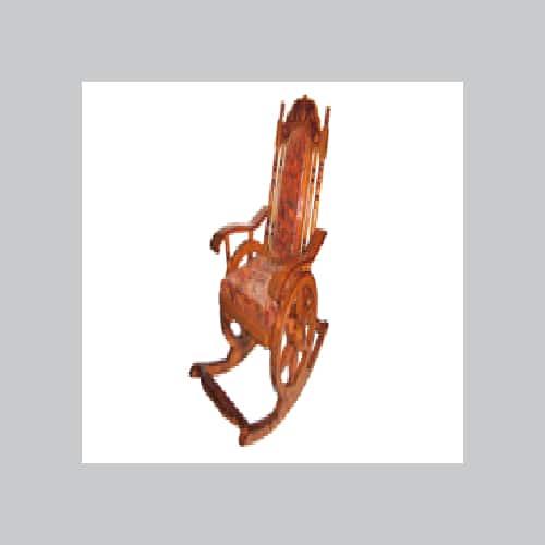 Teak Wooden Swing Chair