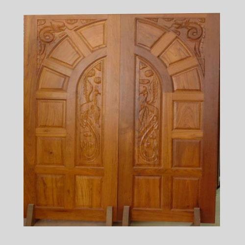 Indian Teak Wood door price