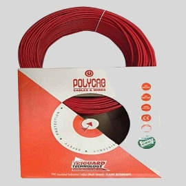 Polycab PVC Insulated Single Core Cable (FRLSH)