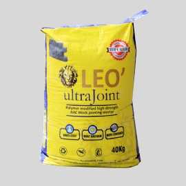 leo ultra jointing mortar