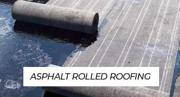 Asphalt Rolled Roofing