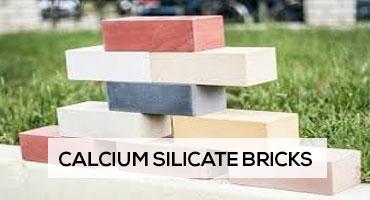 calcium silicate bricks