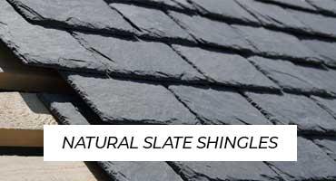 Natural Slate Shingles