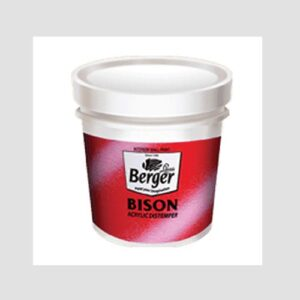 Berger Bison Acrylic Distemper (5 Kg, White)