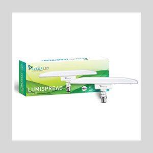 SYSKA 30W B22 LED White Tube Lamp