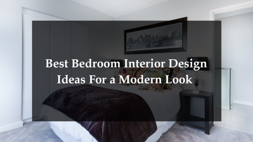 Bedroom Interior Designing Ideas